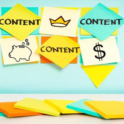 Stratégie de contenu : quelle organisation pour quel budget ?